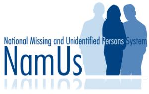 NamUs logo