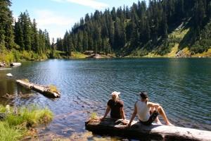 Experiencing Blue Lake